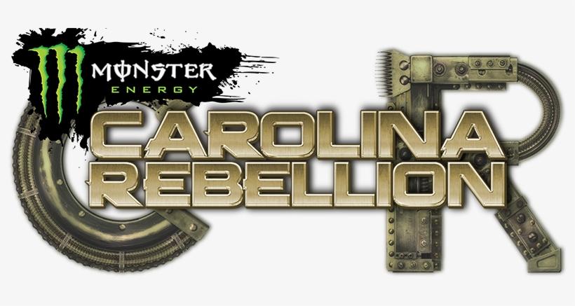 2015 Carolina Rebellion - Monster Energy Lo-carb Drink - 12 Pack, 8 Fl Oz Cans, transparent png #2421178