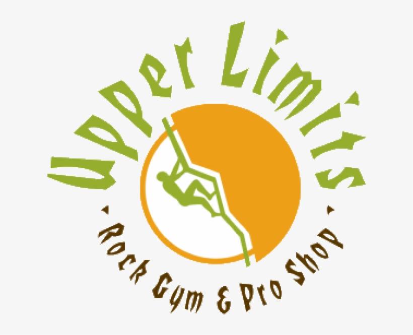 Upper Limits Indoor Rock Climbing Gym - Upper Limits Rock Climbing Logo, transparent png #2422208