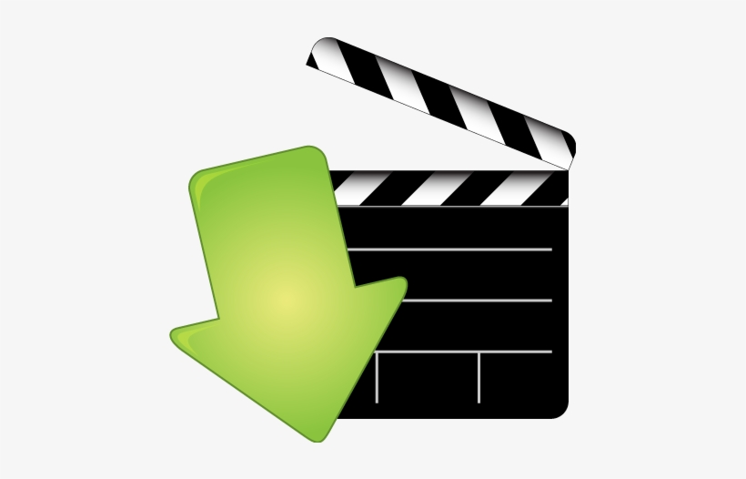Free Movie Downloads Online - Video Download Icon Png, transparent png #2424464