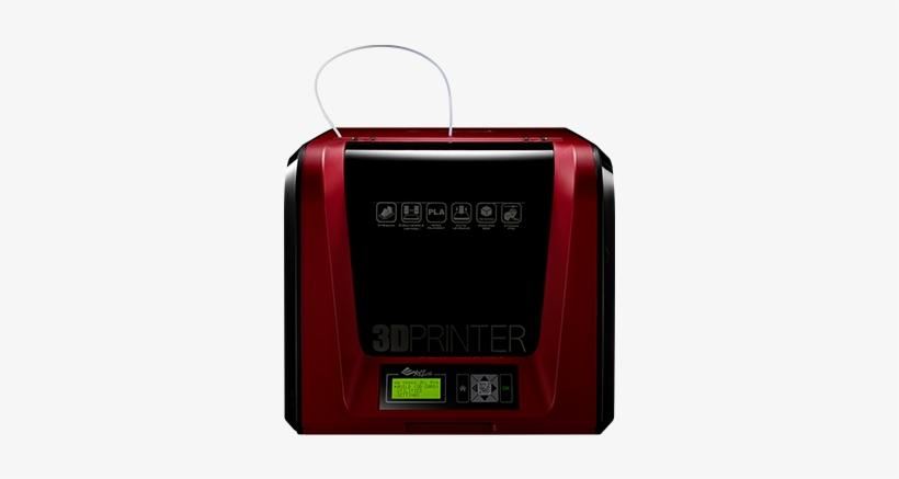 Da Vinci Junior Pro 3d Printer Jnr Pro, transparent png #2425540