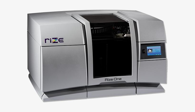 Rize One 3d Printer - 3d Printing, transparent png #2425601