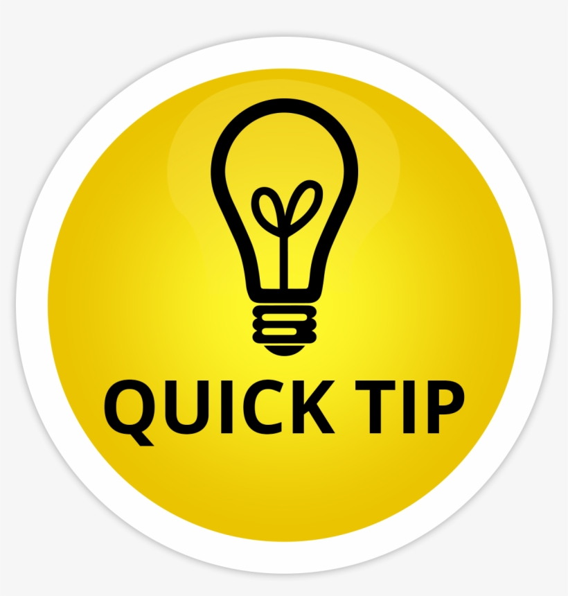 These Tips Have Been Developed From My Experience As - Tip Clipart, transparent png #2426315