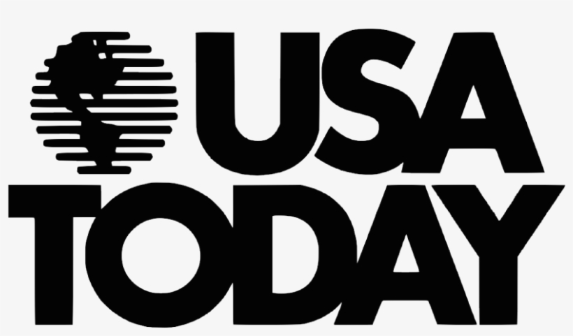 Usa Today Logo Mobile - Usa Today Com Logo, transparent png #2427439
