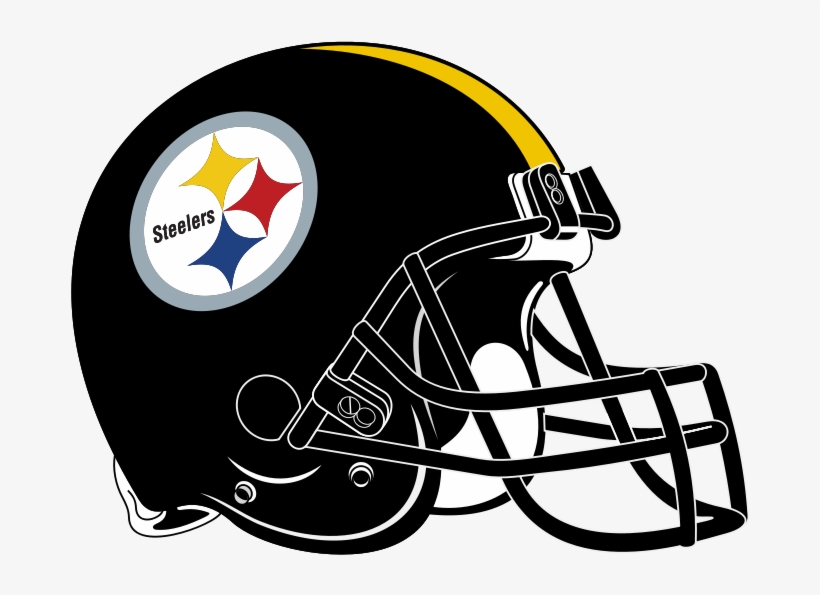 Free Png Steelers Transparent Clip Art Clipart - Pittsburgh Steelers 12  Helmet Car Magnet 800e8bb36
