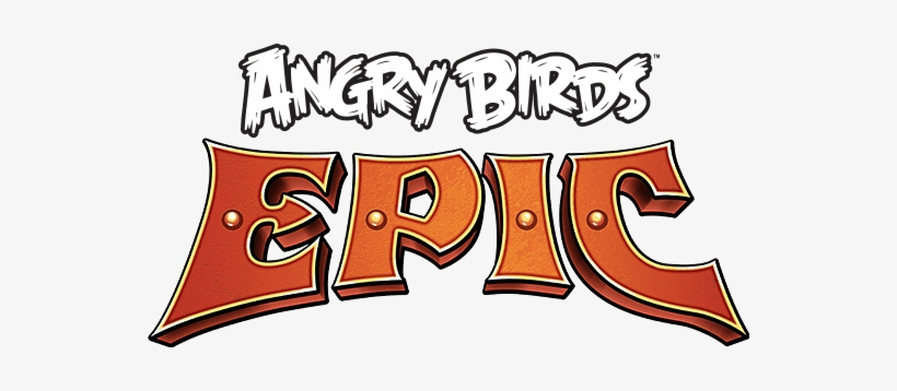 Angry Birds Epic Logo Angry Birds Star Wars Coloring Page Luke Free Transparent Png Download Pngkey