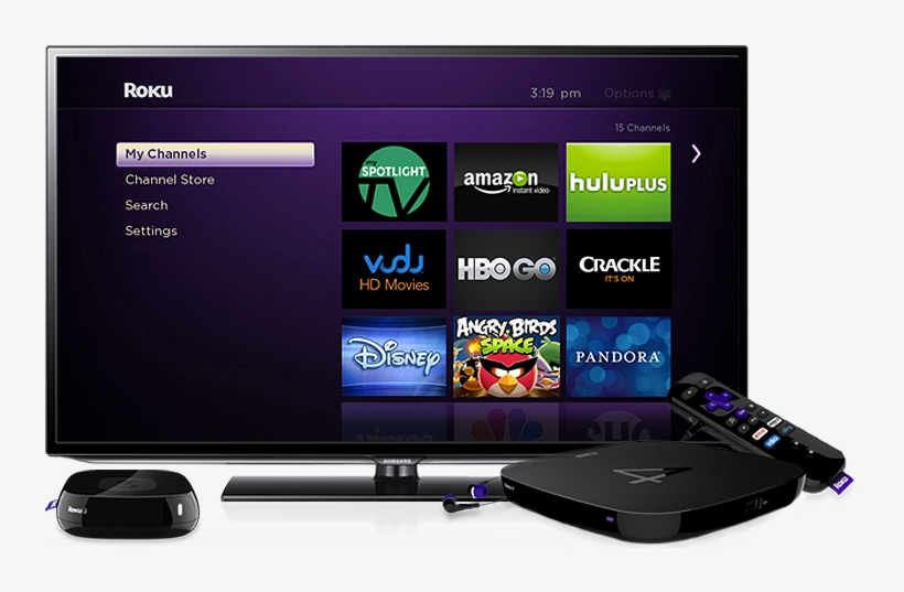 "Roku Tv Png - Haier 48"" 1080p Full Hd Led Tv, transparent png #2435416"