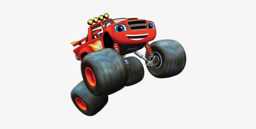 Blaze Blaze And The Monster Machines Vector Free Transparent