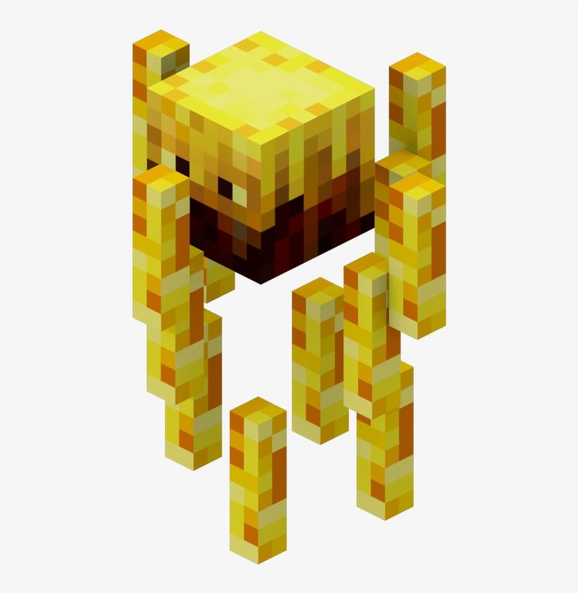 53 10 October 2011 Minecraft Blazes Gif Transparent Background