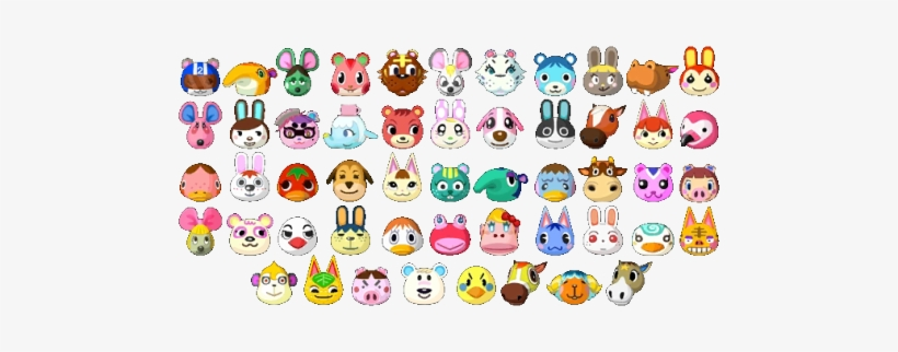 With Dozens Upon Dozens Of Villagers To Choose From, - Animal Crossing Villagers, transparent png #2437807