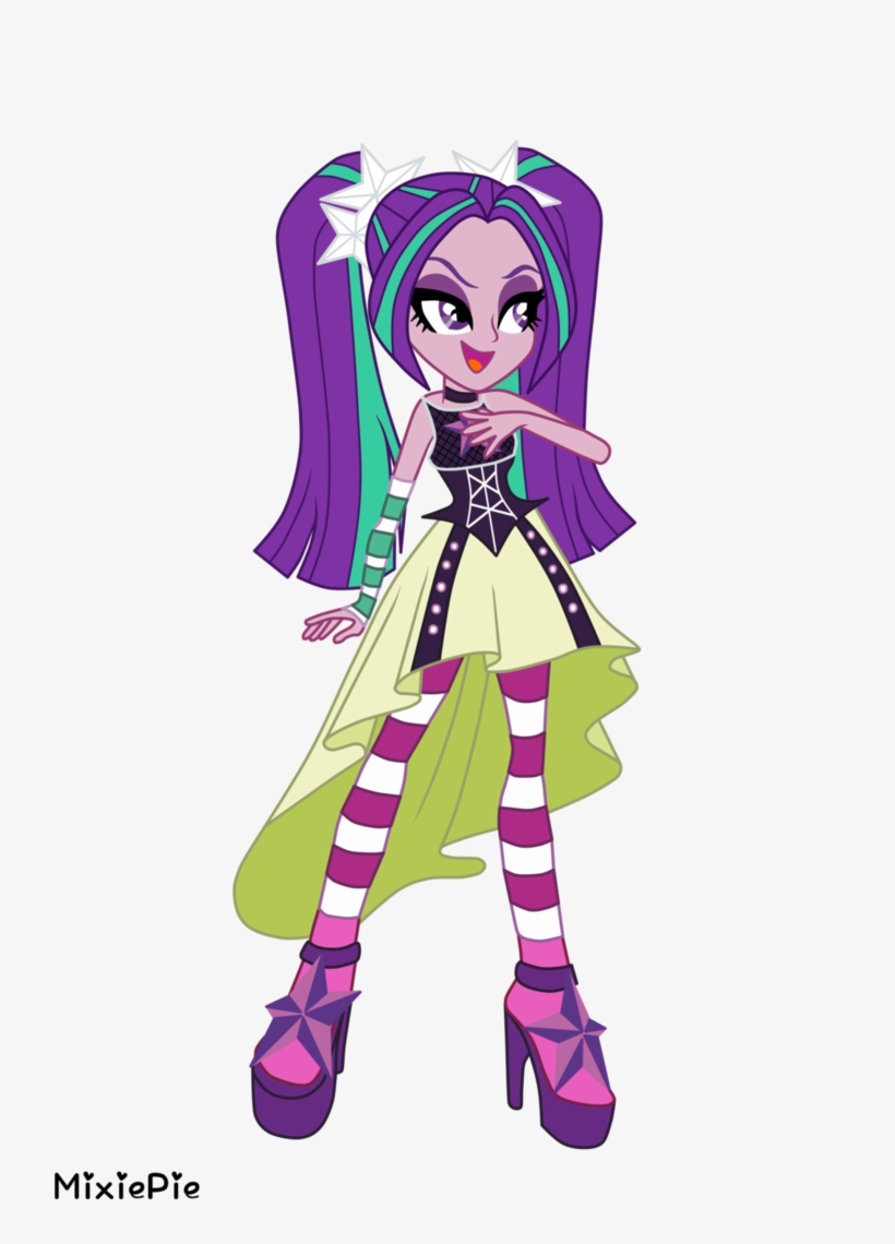 At Getdrawings Com Free For Personal Use - My Little Pony Equestria Girl Rainbow Rocks Aria, transparent png #2438170