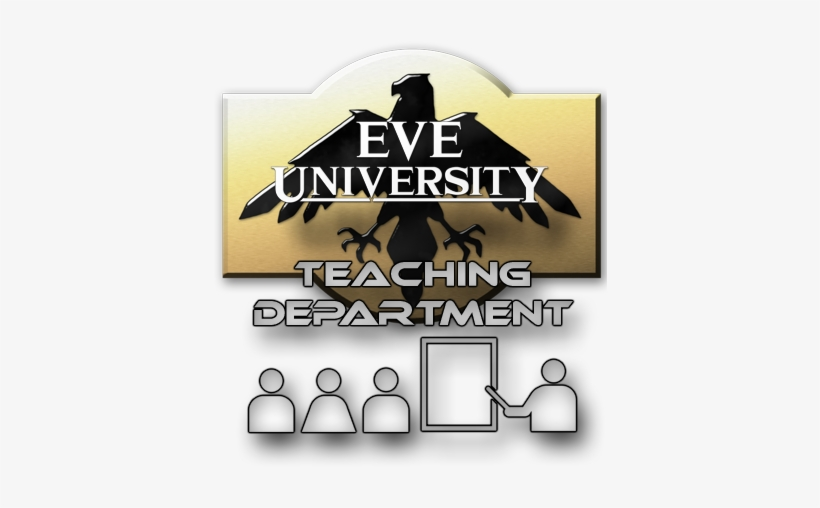 Teachinglogo - Eve University - Dark Unisex T-shirts, transparent png #2439066