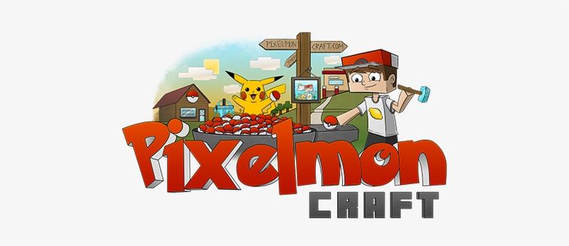 Pixelmon craft for minecraft скачать