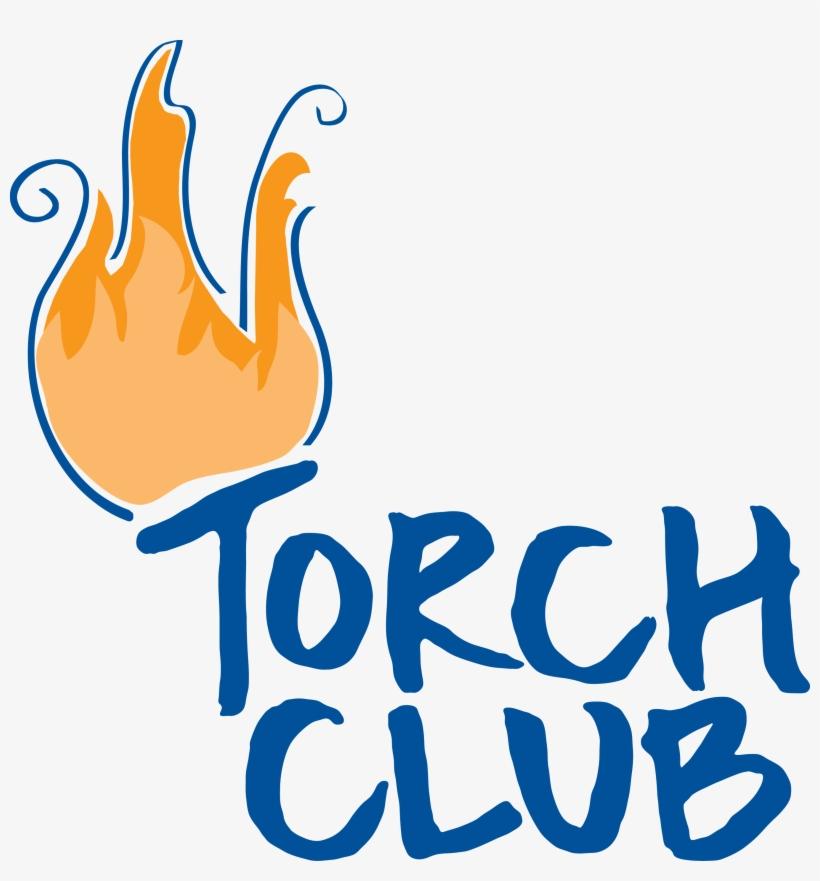Torch Club Clr - Boys And Girls Club Torch Club, transparent png #2439826