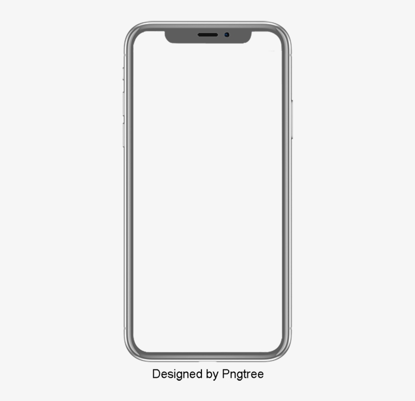 Mobile Decoration, Cell Phone Frame, Mobile Phone, - Mobile Phone, transparent png #2442439