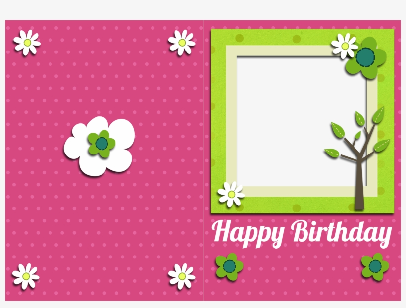 Birthday Card Png - Cards Ideas For Birthday Template, transparent png #2442836