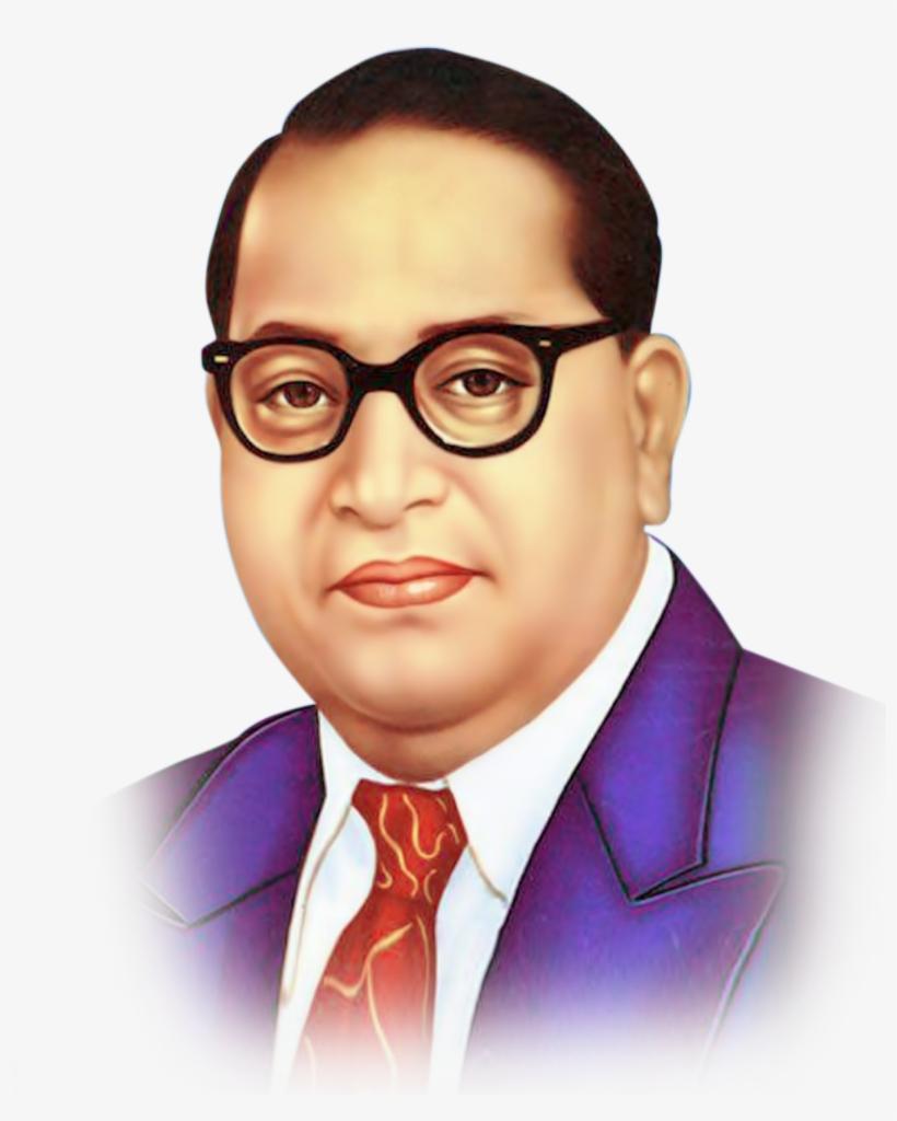 Baba Saheb Ambedkar Png Photo Image Pics - Dr. Bhimrao Ambedkar Ki Jeevni, transparent png #2443376