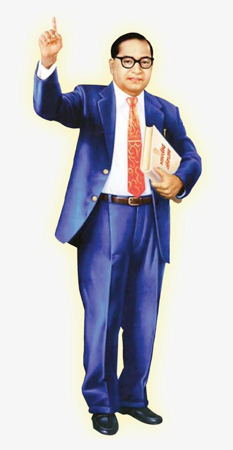 Babasaheb Ambedkar Png - Dr Babasaheb Ambedkar Full, transparent png #2443424