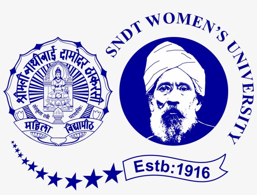 Home - Sndt Women's University Logo, transparent png #2443671