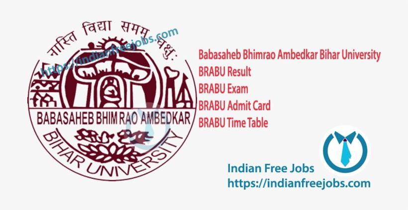Babasaheb Bhimrao Ambedkar Bihar University, transparent png #2444001