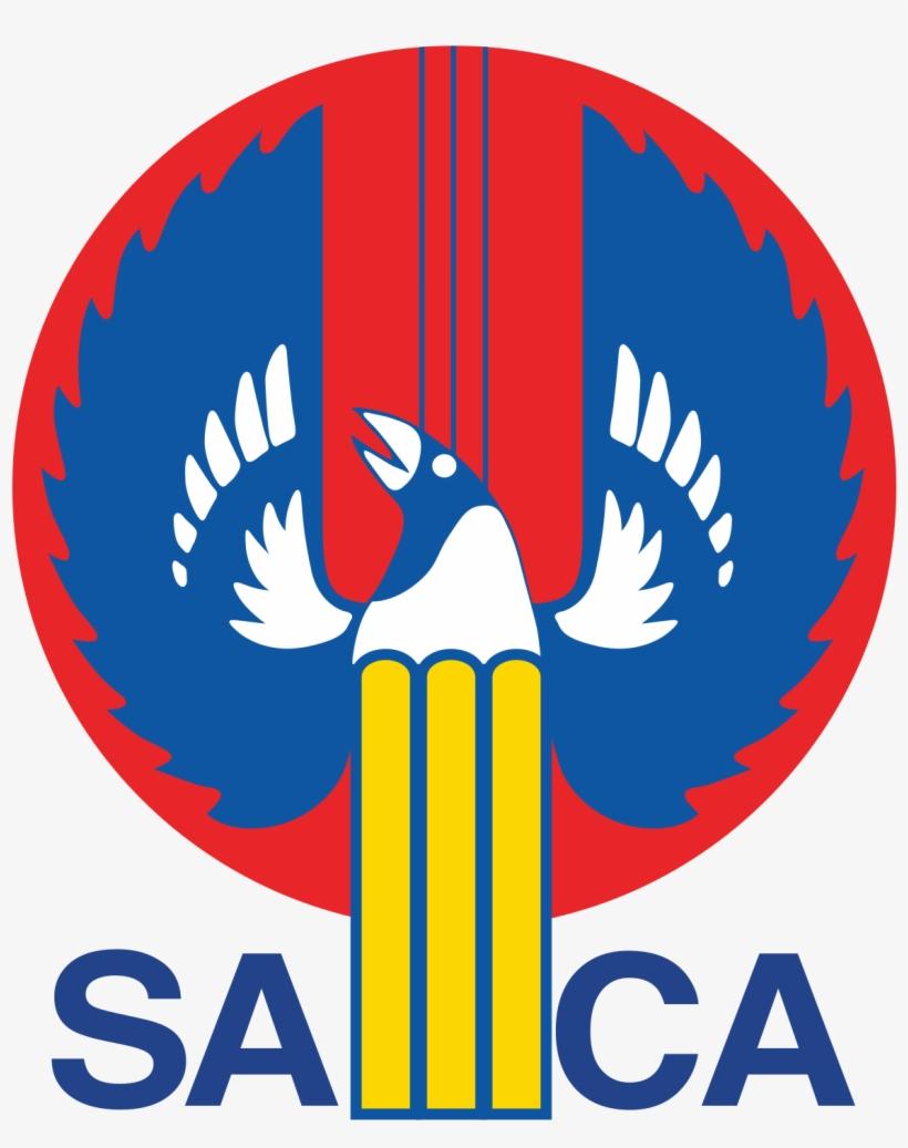 Cricket Clipart Premier League - Sa Cricket Association Logo, transparent png #2446436
