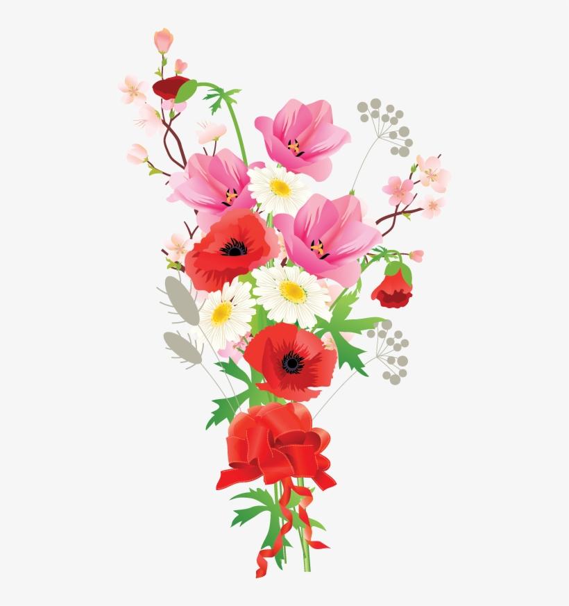 Tubes Fleurs / Bouquets - Tubes Fleurs, transparent png #2452713