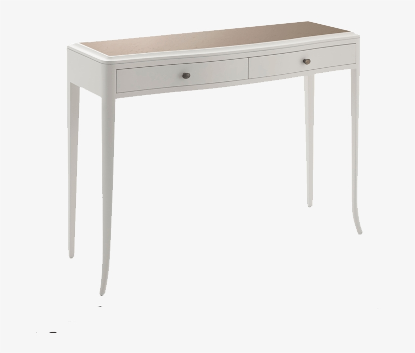 C Webster And Sons - Rv Astley Maxton Dressing Table Off White, transparent png #2452829