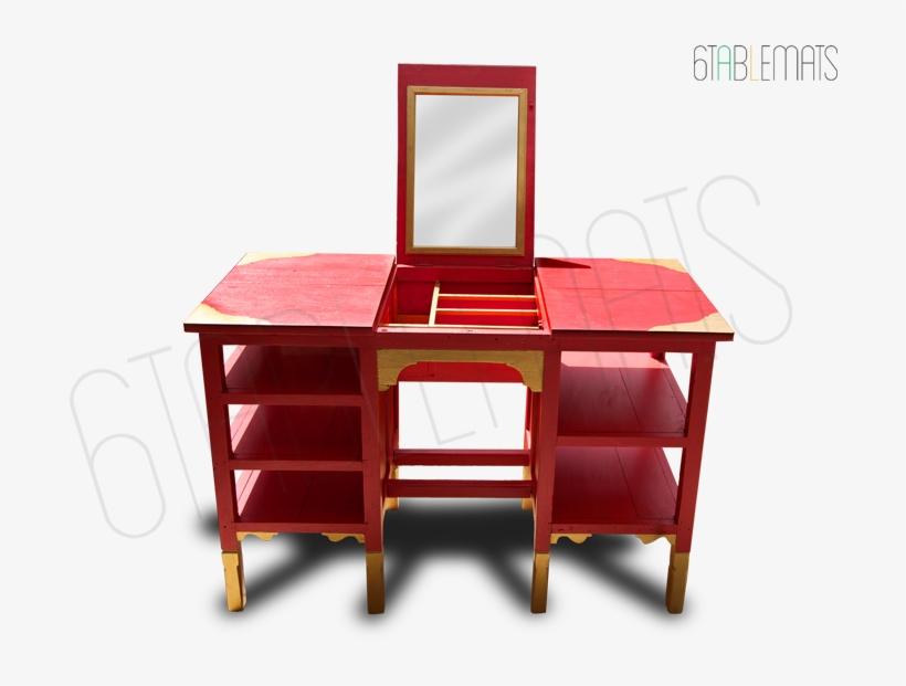 Tables - Dressing Table - Computer Desk, transparent png #2453571