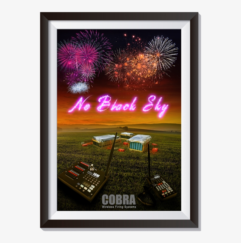 Today We Are Announcing The Start Of A Line Of Cobra - 100 Page Lined Journal: Firework 100 Page Lined Journal, transparent png #2454770