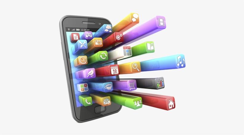 Mobile Apps Birmingham, App Development Birmingham, - Cell Phone Apps, transparent png #2455551