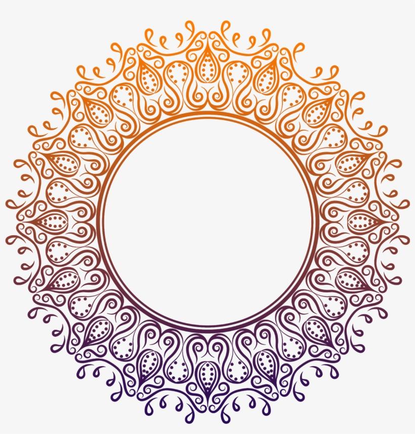 Design Samples Download Posters - Wedding Border Design Png, transparent png #2455762