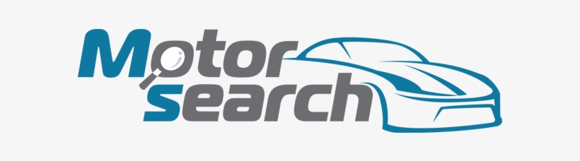Motor Search Logo Design Car Dealer
