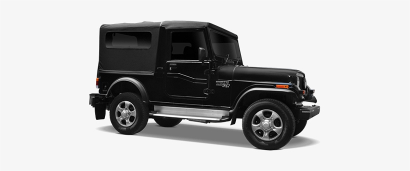 Mahindra Thar 360 View - Free Transparent PNG Download - PNGkey