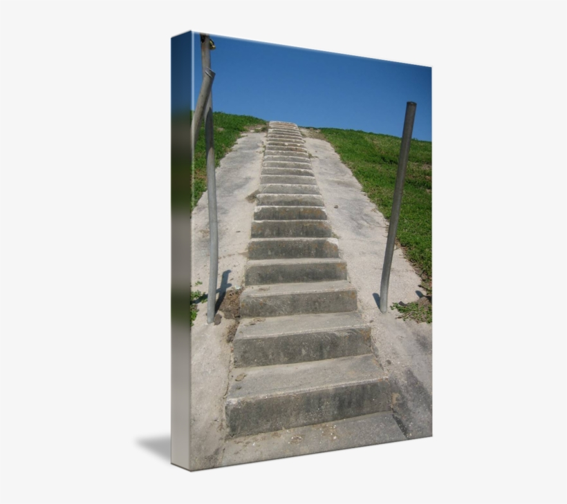 Heaven Stairs Png Banner Royalty Free Library - Library, transparent png #2460820