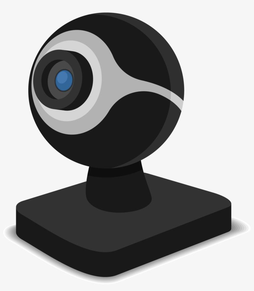 Webcam Png Download Image - Camara De Video De La Computadora, transparent png #2465435