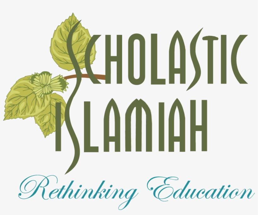"Scholastic Islamiah Boys Campus Logo - Rubio 16-edw Red 470 Square Car Magnet 3"" X 3"", transparent png #2466023"