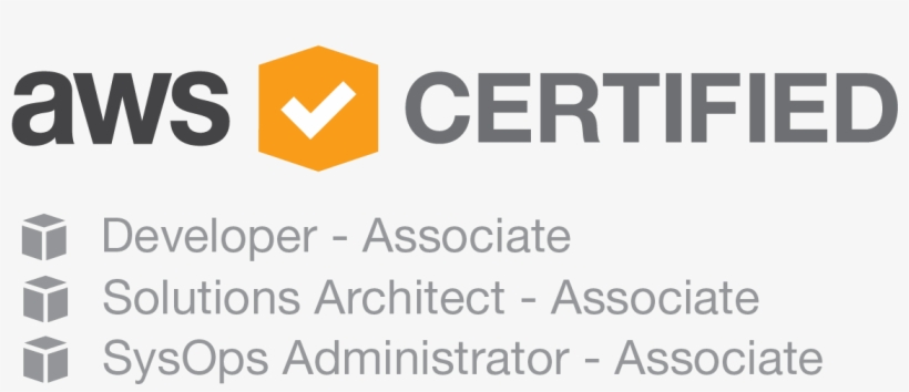 Aaron Medacco Aws Certified Solution Architect - Aws Certified Cloud Practitioner, transparent png #2467644