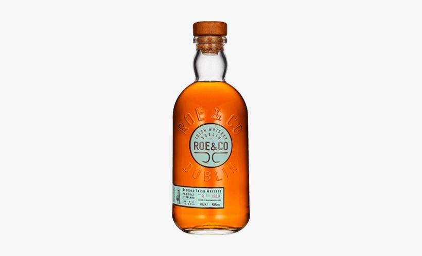 Roe & Co Blended Irish Whiskey - Roe & Co Irish Blended Whiskey, transparent png #2470190