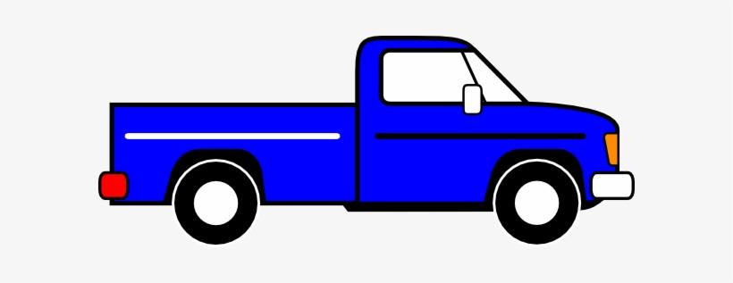 Clipart Stock Clip Art At Clker Com Vector Online - Pick Up Truck Clip Art, transparent png #2471069