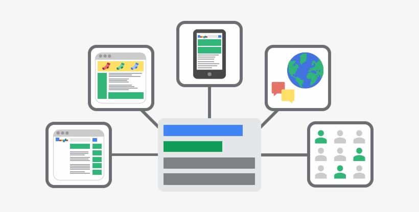 Online Advertising Google Adwords Illustrationnonprofit - Google Adwords Search, transparent png #2471686