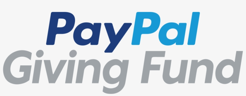 Donate Online Through Our Secure Paypal Giving Fund - Paypal Giving Fund Button, transparent png #2472149