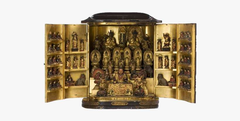 I Love This - Shinto Buddha, transparent png #2474189