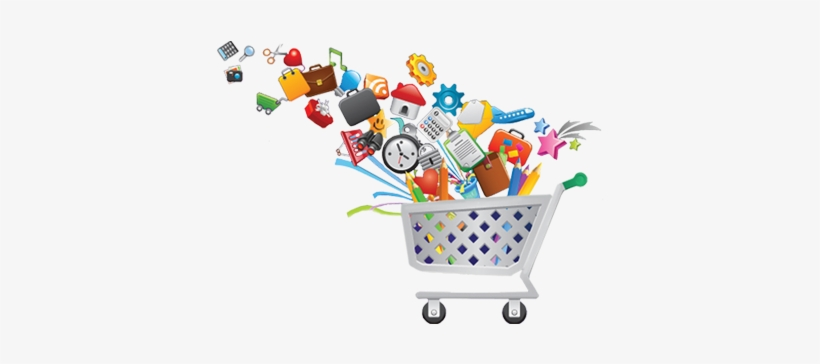 Most User Friendly Portal Solution To Give Your E-commerce - Ecommerce Application, transparent png #2474990