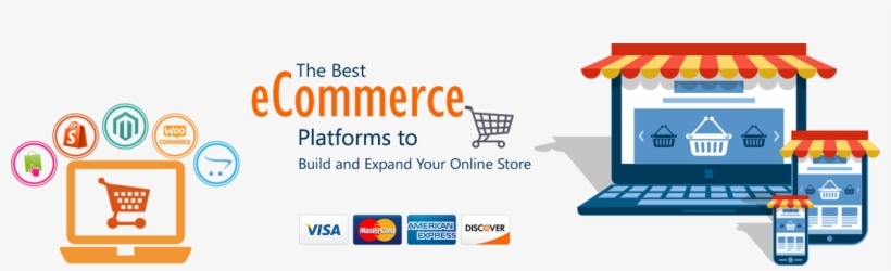 E-commerce Web Development - E Commerce Images Png Transparent, transparent png #2475524