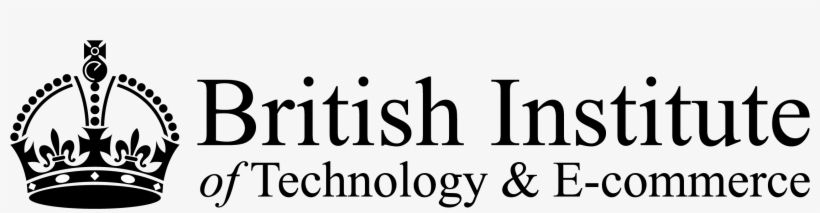 British Institute Of Technology & E-commerce Logo - British Institute Of Technology And Ecommerce, transparent png #2475768