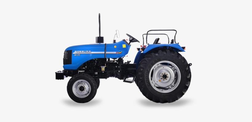 Di 35 Sonalika Tractor - Sonalika Tractor Di 35 Rx Price, transparent png #2477582