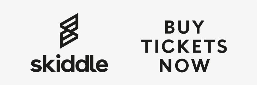 Skiddle Buy Now Black Transparent - Skiddle Buy Tickets, transparent png #2478049