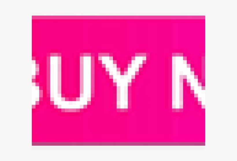 Buy Now Button Pink Small - Button Buy Png, transparent png #2478285