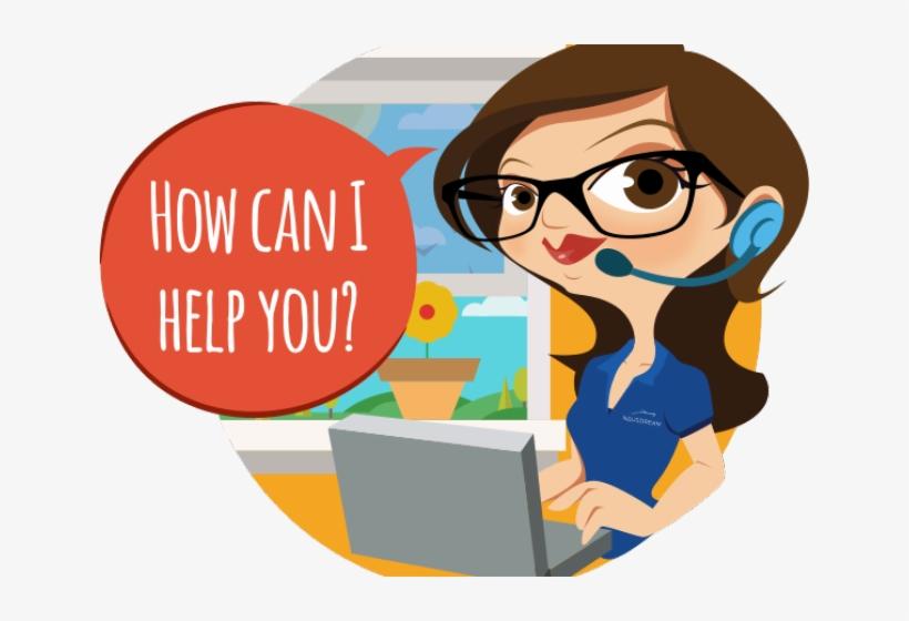 Customer Service Clipart Transparent - Customer Service Clipart, transparent png #2480952
