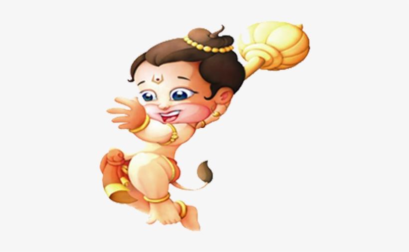 Bal Hanuman Ji Png Free Transparent Png Download Pngkey