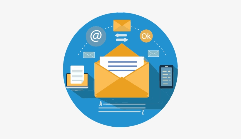 Email Marketing Icon - Email Marketing Icon Png, transparent png #2485656